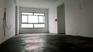 Cement Sand Screed Flooring