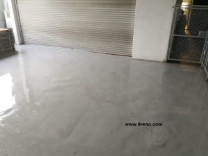 Removal Of Epoxy Floor Coating